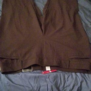 Tummy control trouser pants